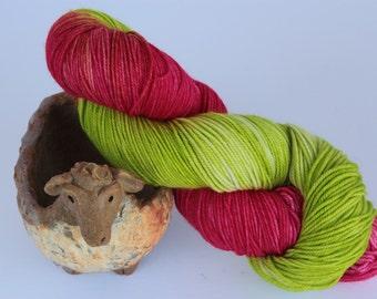 KARGIL Radis rose Hand dyed wool