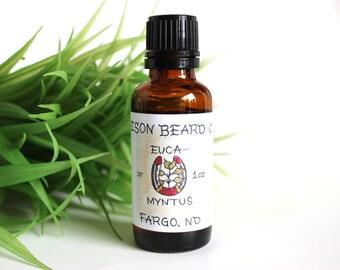 Eucamyntus - Bison Beard Company - Beard Oil made in Fargo ND