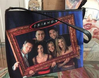 Friends Bedazzled Shoulder Bag!