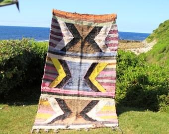 carpet kilim 244 x 130 cm K7