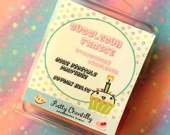 Soywax clamshell Strawberry Bubblegum