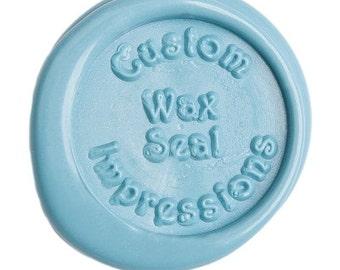Pastel Turquoise Sealing Wax (Glue Gun Stick Only)