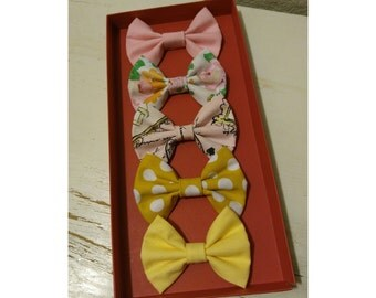 Cotton Custom Bows