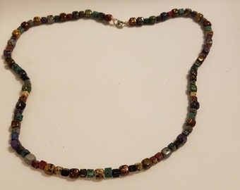 19.5in colorful necklace**SALE**