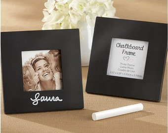 Set of 4 Chalkboard Frames