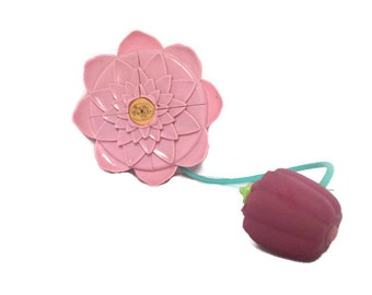 Flower Shaped Water Polly Pocket