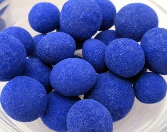 Blue Balls - Good Luck, Bluestone, Blueing, Anil, Cleansing, HooDoo, VooDoo, Magic, Spiritual, Metaphysical - Dee's Transformational Healing