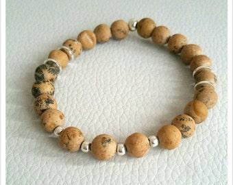 Grain Stone Bracelet