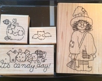 It's A Candy Day Halloween stamp set by CTMH