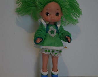 1983 Green Rainbow Brite Doll