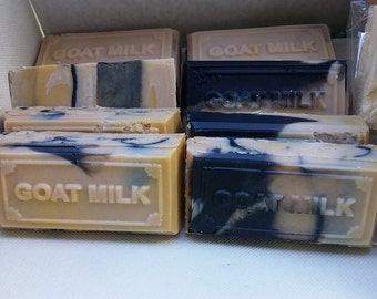 Goats Milk soap- Scented