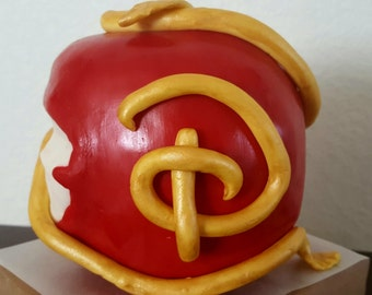 Edible Disney Descendants cake topper