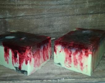 Zombie Apocalypse Soap