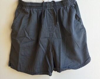 Vintage Soft Cotton Shorts