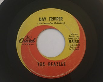 The Beatles Day Tripper/ We can work it out
