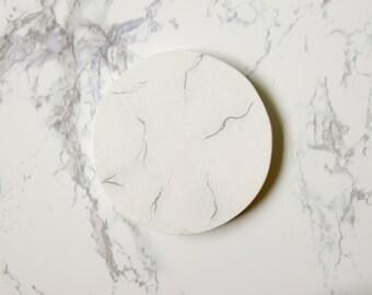 Marble Pattern Pocket Mirror -2