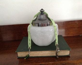 Handmade Book Thong