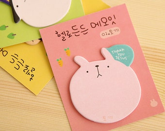 Sticky Notes - Free Shipping to Aus - Rabbit