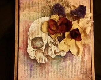 Pretty dead things....