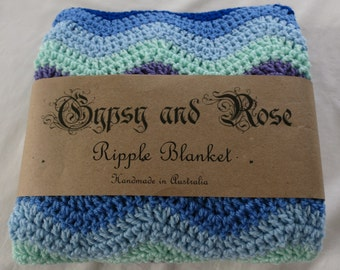 Crochet baby blanket, Baby blanket, Baby gift, Baby shower