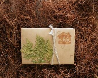 Rustic Nature Notebook