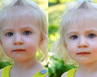 Child Photography Editing