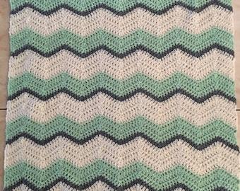 Medium baby blanket