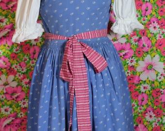 Vintage Lanz Salsburg german Octoberfest dress