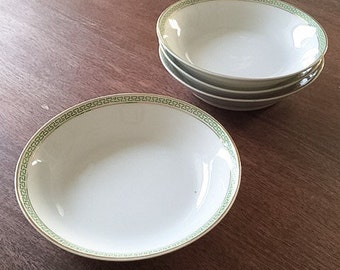 Small Vintage Plates, Small Vintage Dishes
