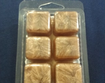 Palm Wax Melts--Pappaw's Coffee