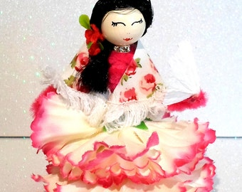 Andalusian dolls