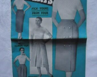 The Original 'One Yard Skirt' Pattern!