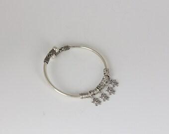 Boho turtle bracelet