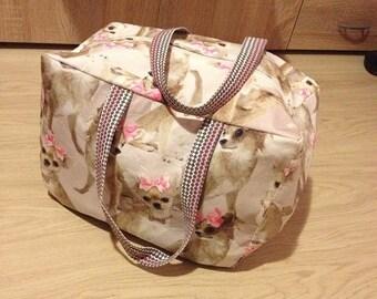 Design Bag táska,csivava