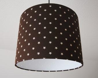 """Lampshade """"Star"""" (stars)"""