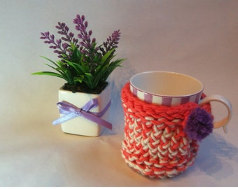 mug cozy Cup cozy, gift ideas, birthday gift