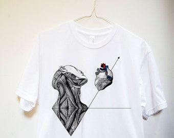 The Heartbreaker Tee