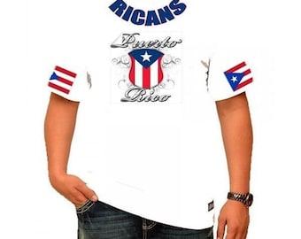 Rican's PUERTO RICAN T-Shirt