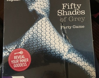 Fifty Shades of Grey Party Game 3+ Players Adult Game,