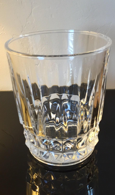 cristal d 39 arques heavy lead crystal vase decanter xl glass. Black Bedroom Furniture Sets. Home Design Ideas