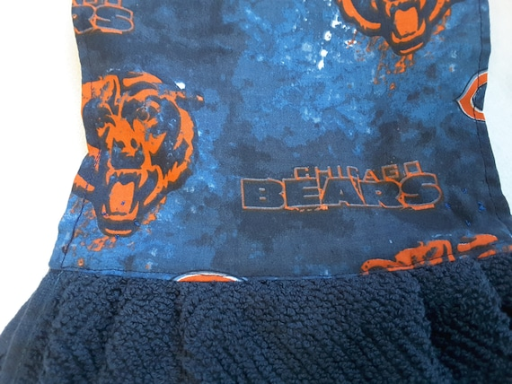 Chicago Bears hanging kitchen towel H8, H9
