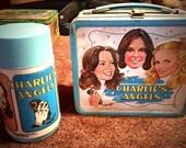 1978 Charlie's Angels Vintage Metal Lunchbox