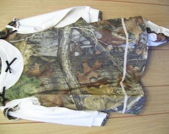 Camoflage Girls Dress