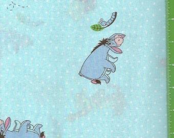 Pooh, Tigger,Piglet on Light Blue ,Springs