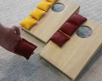 Table Top (Mini) Cornhole set