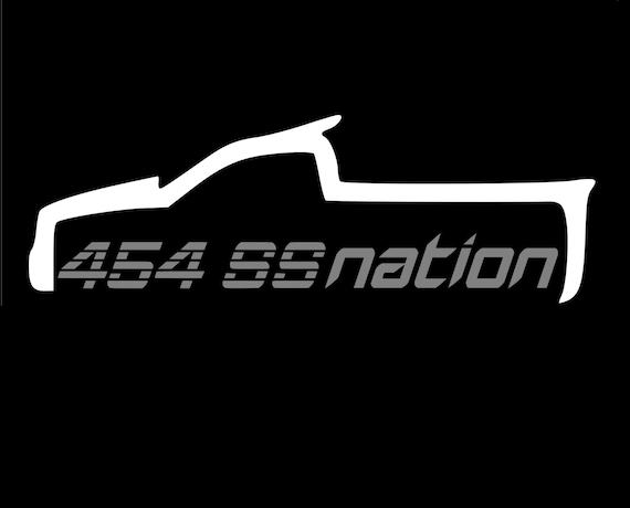 454 ss nationcar window decal for Window nation reviews