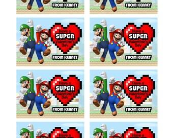 Super Mario Bros. Valentine