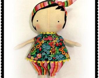 Handmade Tilda sweetheart doll