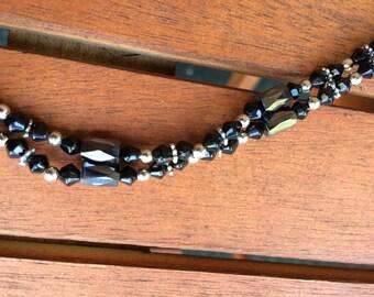 Black magnetic rosary