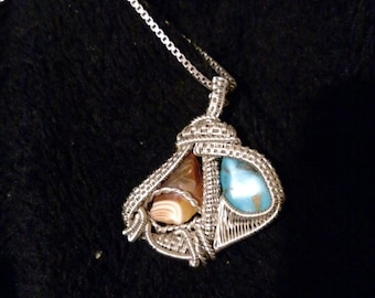 Turquoise & Agate
